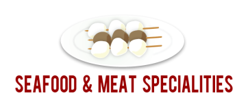 Seafood & Meat Specialties