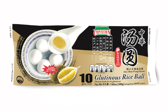 Chinatown - Rice Balls with Durian | 200g